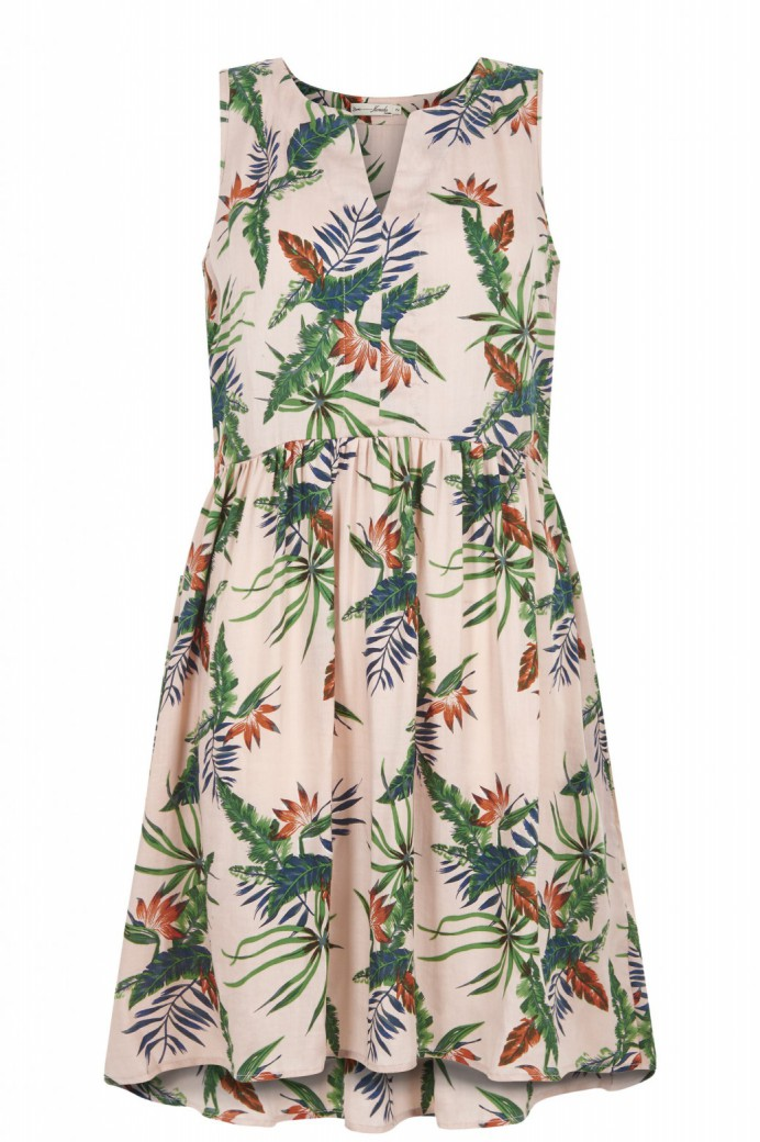 Arlo Dress Tropical  – Bild 1
