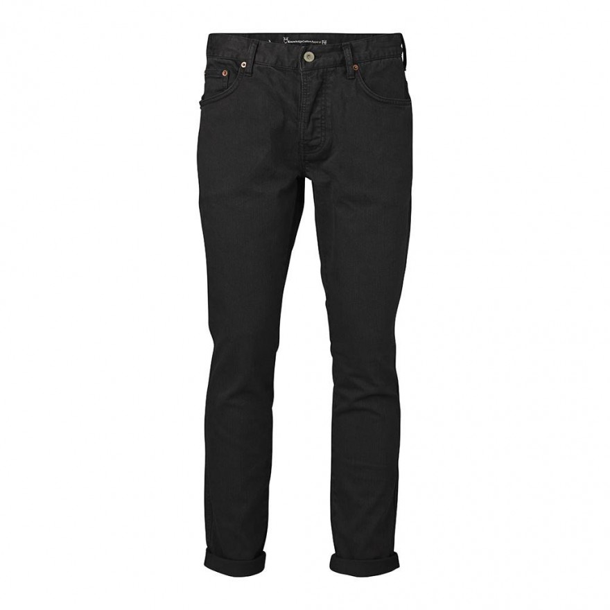 Organic Denim Pants Phantom
