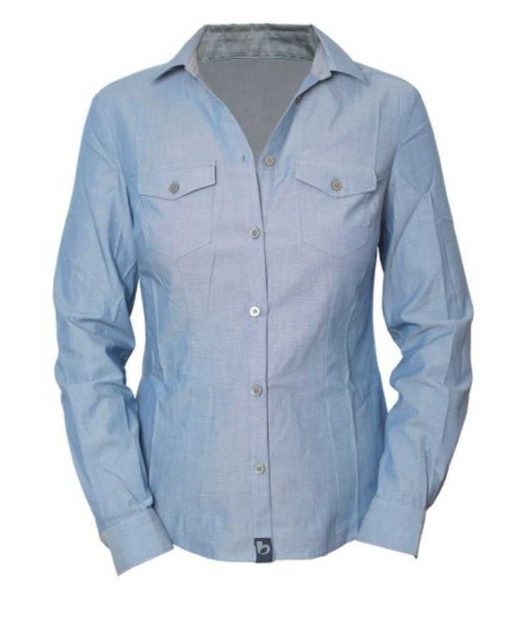 LADIES CHAMBRAY Hemd