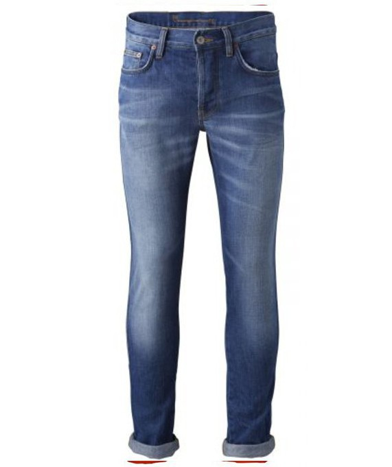 Slim Fit Jeans Antarctic Ocean